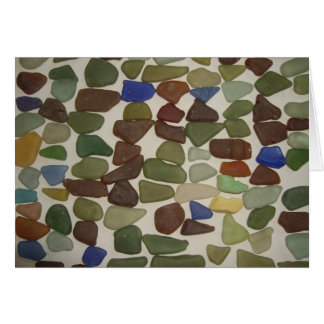 J'aime Seaglass Cartes