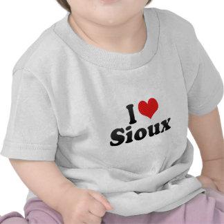 J'aime Sioux T-shirt