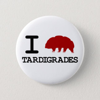 J'aime Tardigrades Badge