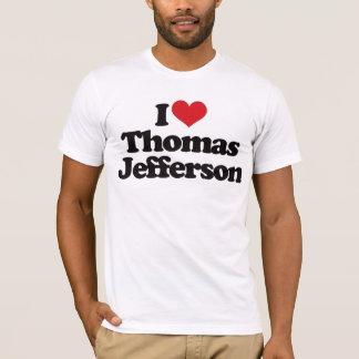 J'aime Thomas Jefferson T-shirt