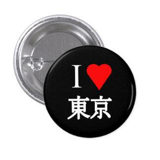 J'aime Tokyo Badge