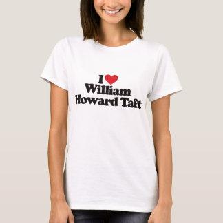 J'aime William Howard Taft T-shirt