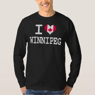 J'aime Winnipeg T-shirt