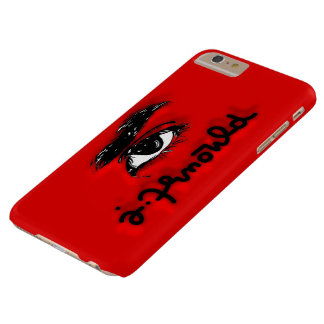 jak arnould 0975 personnel coque barely there iPhone 6 plus