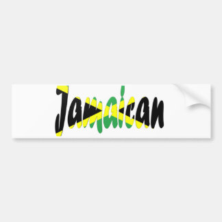 jamaïcain autocollants pour voiture