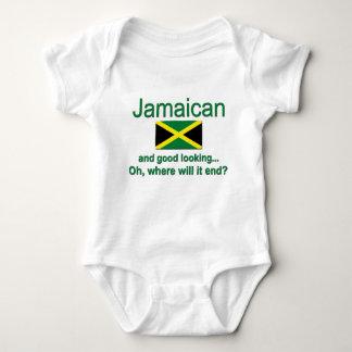 Jamaïcain beau body