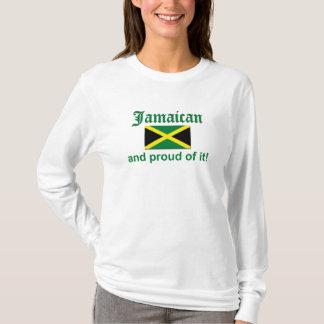 Jamaïcain fier t-shirt