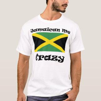 Jamaïcain je fou t-shirt