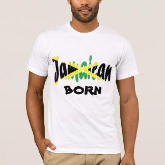 Jamaïcain soutenu t-shirt