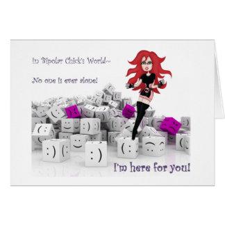 Jamais seulement cartes de vœux