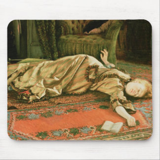 James Jacques Joseph Tissot | abandonné Tapis De Souris