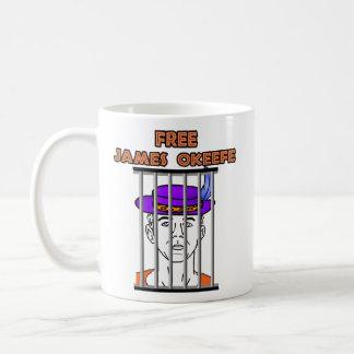 James libre O'keefe V2 Mug