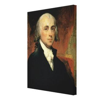 James Madison 2 Toiles