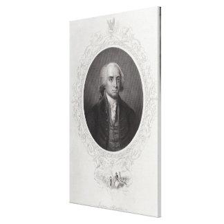 James Madison Impressions Sur Toile