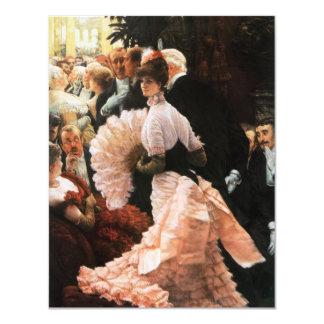 James Tissot Madame politique Invitations