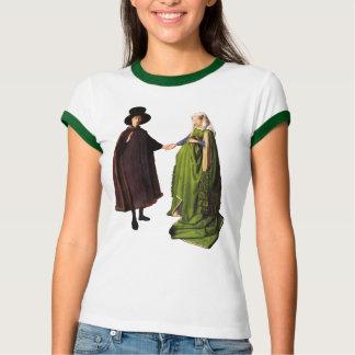 Jan van Eyck : T-shirt de portrait de mariage