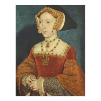 Jane Seymour Carte Postale