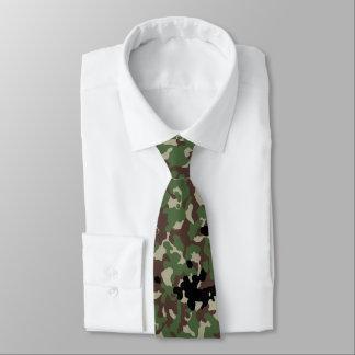 Japonais Shin Meisai Camo Cravates