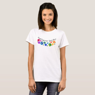 Jardin analogue t-shirt