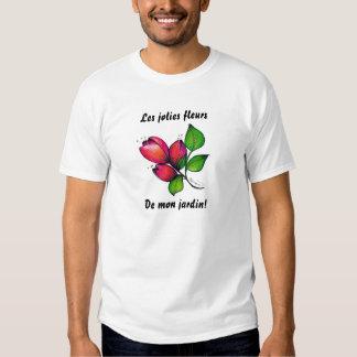 Jardin de Les jolies fleurs de lundi ! T-shirt