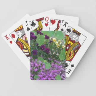 Jardin de pays jeu de cartes