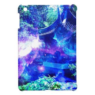 Jardin de sérénité d'Amorem Amisi d'annonce Étuis iPad Mini