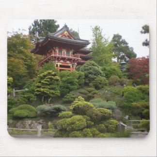 Jardin de thé japonais de San Francisco Mousepad Tapis De Souris