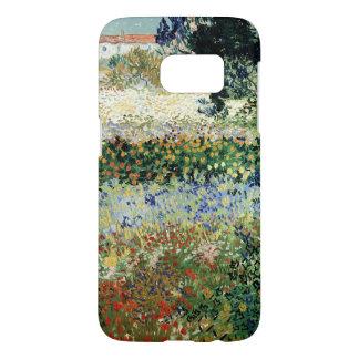 Jardin de Vincent van Gogh | en fleur, Arles, 1888 Coque Samsung Galaxy S7