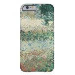 Jardin en fleur, Arles, juillet 1888 Coque iPhone 6 Barely There