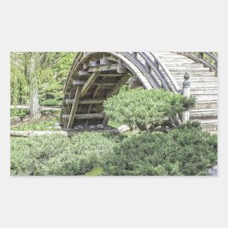 Jardin japonais 1 autocollants