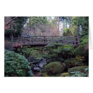 Jardin japonais cartes