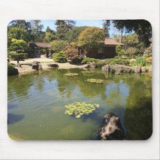 Jardin japonais Mousepad de San Mateo Tapis De Souris