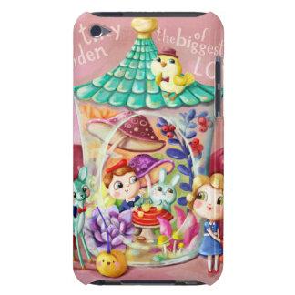 Jardin minuscule du plus grand amour coques iPod touch