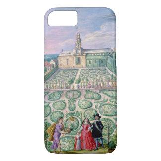 Jardin néerlandais, 1650 (la semaine sur le coque iPhone 7