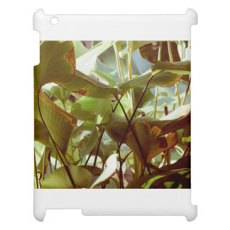 Jardin tropical coque pour iPad