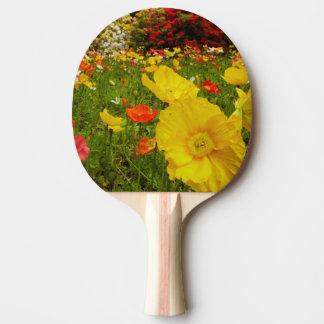 Jardins botaniques au parc de la Reine Raquette Tennis De Table