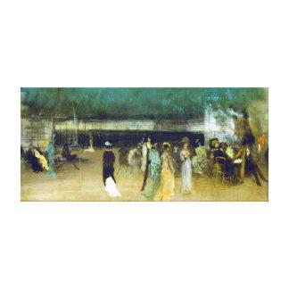 Jardins de James McNeill Whistler Cremorne Toiles