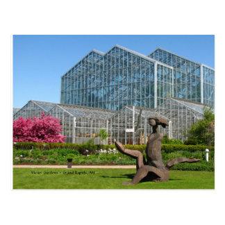 Jardins de Meijer - Grand Rapids, MI Carte Postale