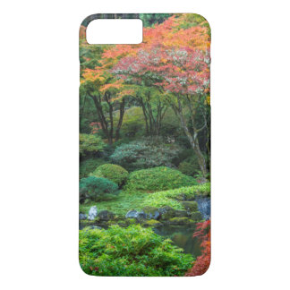 Jardins japonais en automne à Portland, Orégon 3 Coque iPhone 7 Plus