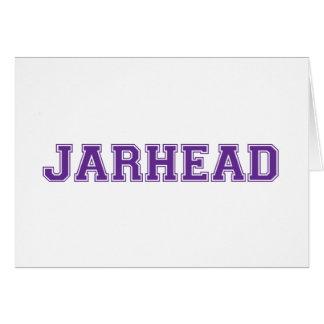 Jarhead Carte De Vœux