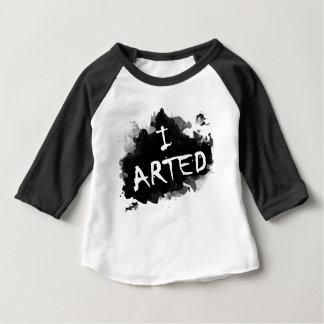 J'arted T-shirt Pour Bébé