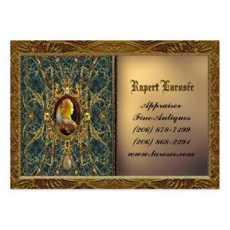 Jaspe de Sarashire personnalisable Carte De Visite Grand Format