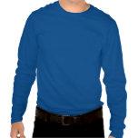 Jaune bleu fort de Boston T-shirt