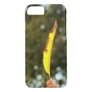 jaune coque iPhone 7