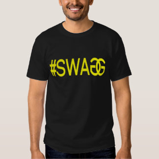 JAUNE DE SWAGG T-SHIRT