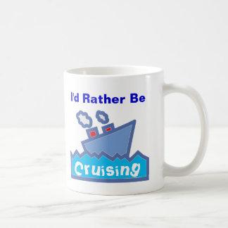 J'aurais plutôt 01 ans de croisière mug