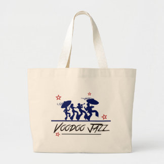Jazz band new orleans grand tote bag