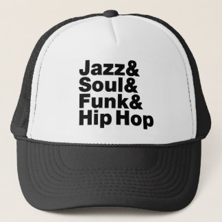 Jazz et âme et trouille et hip hop casquette