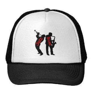Jazz et bleus casquettes