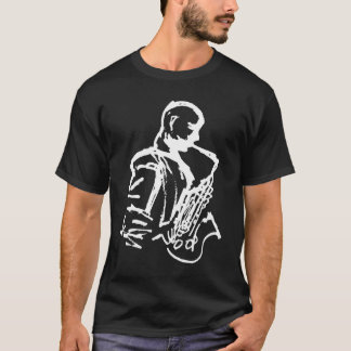 Jazz-man 2 t-shirt